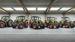 Claas Traktoren